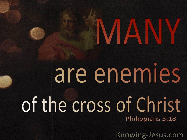 Philippians 3:18