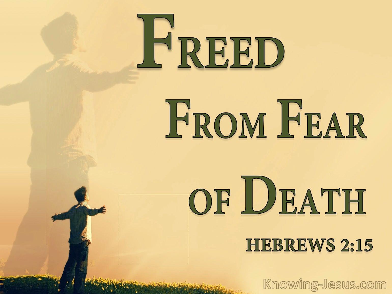 Hebrews 2:15