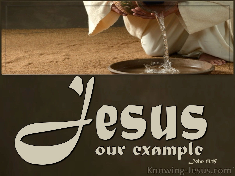 John 13:15
