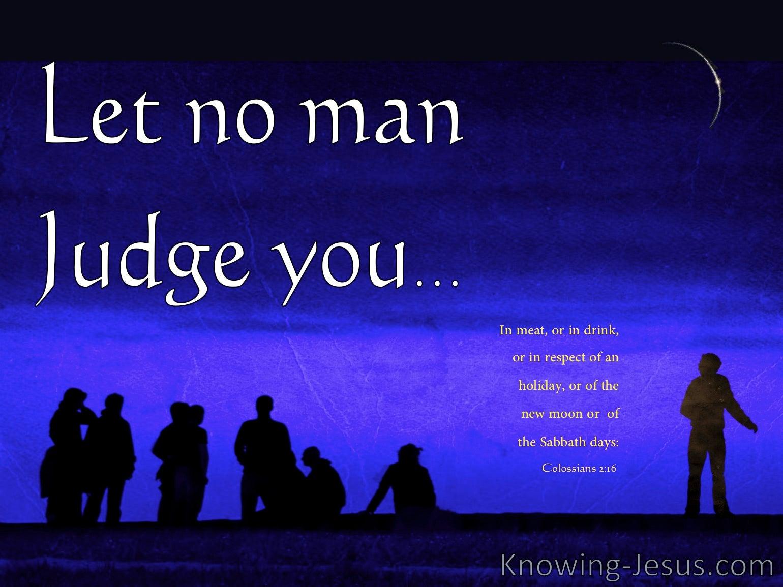 Colossians 2:16