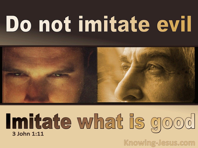 3 John 1:11