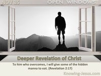 Deeper Revelation of Christ