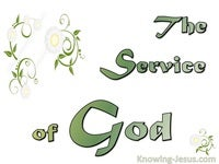 The Service of God