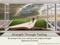 Strength Through Testing
