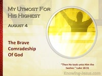 The Brave Comradeship Of God