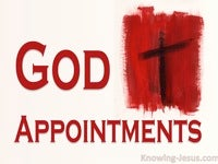 God Appointments