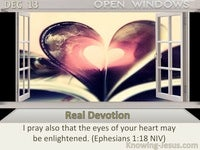 Real Devotion