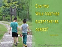 Walking Together