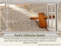 God's Ultimate Realm