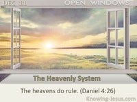 The Heavenly System