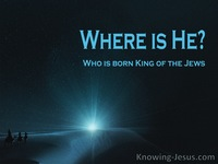 Where is He??