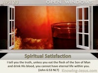 Spiritual Satisfaction