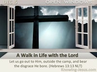 A Walk in Life with the Lord