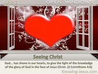 Seeing Christ