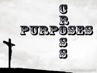 Cross Purposes - Grace Thru Faith- study [21]
