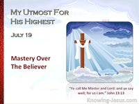 Mastery Over The Believer