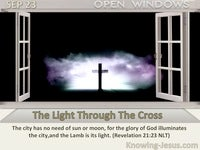 The Light Through The Cross