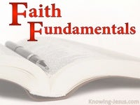 Faith Fundamentals
