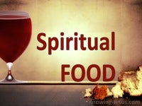 Spiritual Food - Man's Nature and Destiny (22)