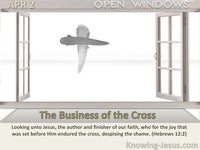 The Business of the Cross