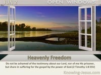 Heavenly Freedom