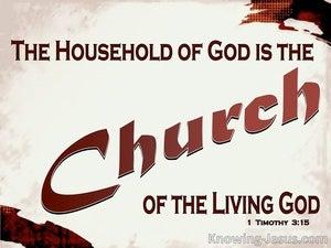 1 Timothy 3:15
