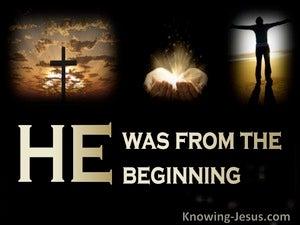 1 John 1:1