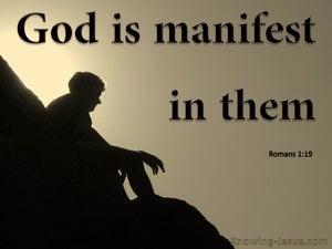 Romans 1:19