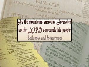 Psalm 125:2