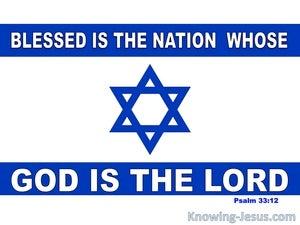 Psalm 33:12