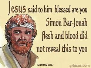 Matthew 16:17