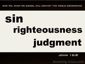 John 16:8
