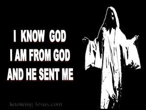 John 7:29