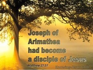 Matthew 27:57