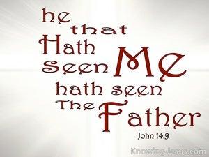 John 14:9