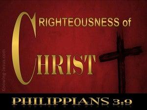 Philippians 3:9
