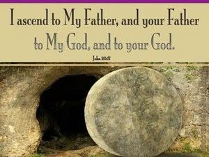 John 20:17