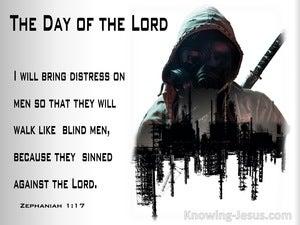 Zephaniah 1:17