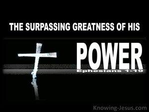 Ephesians 1:19