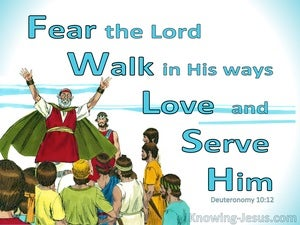 Deuteronomy 10:12