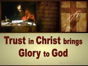 Ephesians 1:12