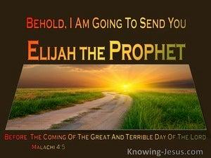 Malachi 4:5