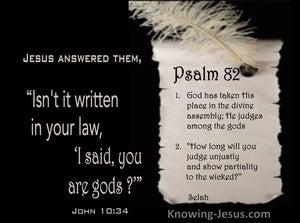 John 10:34