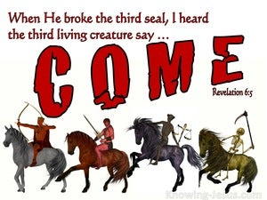 Revelation 6:5