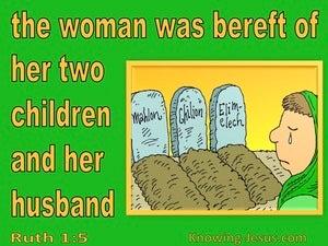 Ruth 1:5