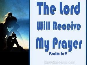 Psalm 6:9