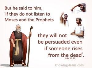 Luke 16:31