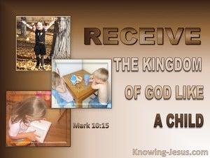 Mark 10:15