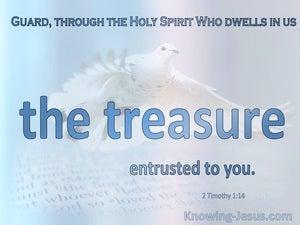 2 Timothy 1:14