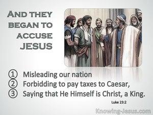 Luke 23:2